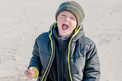 Jacob - Beach Day 11-14-19