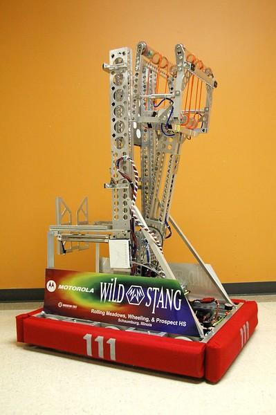 2011 Robots