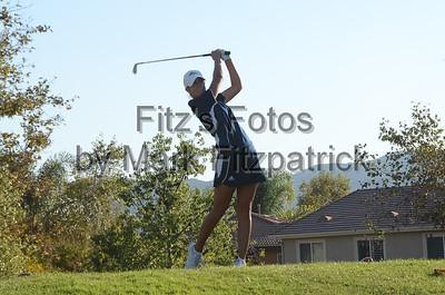 Girls Golf vs. Great Oak