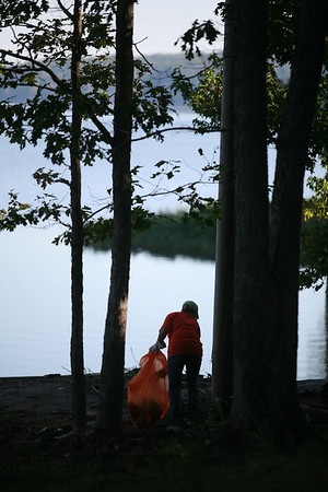 GSK Cleans Jordan Lake