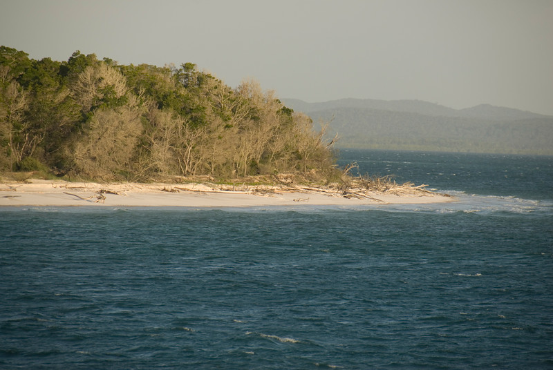 Beach 5, Fraser Island - Queensland, Australia