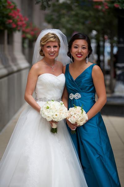Le Cape Weddings - Chicago Cultural Center Weddings - Kaylin and John - 07 Bride Creatives 4