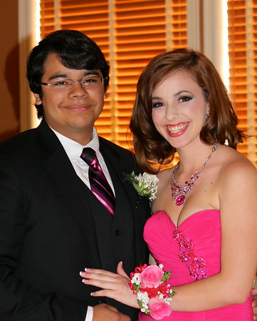 Mar 2013 - Averi's Senior Prom