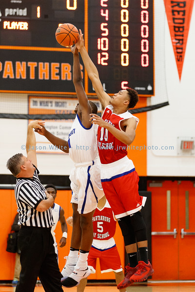 Spartanburg Day vs Proviso East