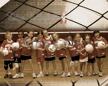Kuskie Volleyball Spring 2011