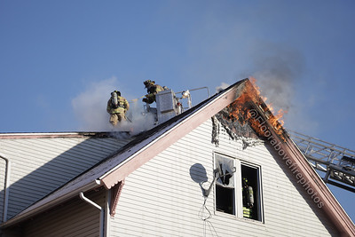 2 Alarm House Fire - 151 Washington St, New Britain, CT - 1/30/21