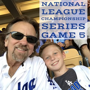 National League Championship Game 5 With Jackson