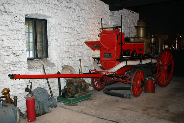 Steam Fire Engine Jameson Distillery Middleton County Cork 2005