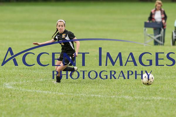 UAHS JV-B Soccer at Thomas Worthington 9/26