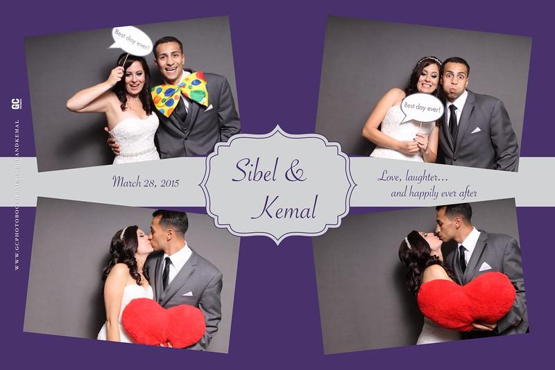 Sibel and Kemal's Wedding