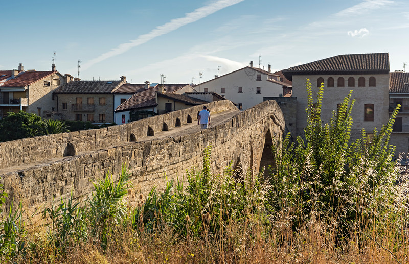 Puente Románico, Puente La Reina