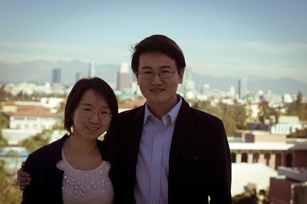 The Yu Couple