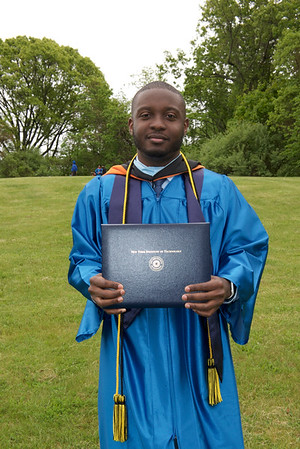 Ore's Graduation