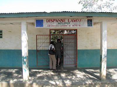 Haiti MediShare Lawoy Clinic
