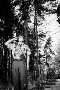 Scout Portraits