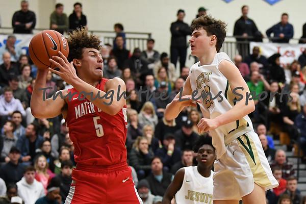 Mater Dei vs. Jesuit Boys High School Basketball