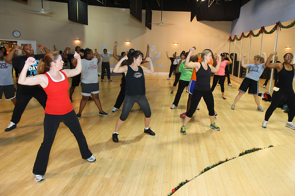 Hip Hop Dance Workout Class