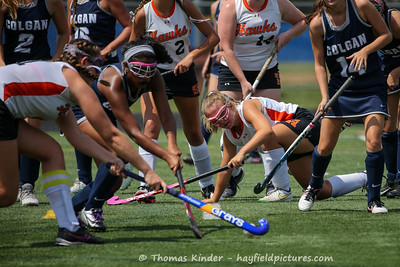 Varsity Field Hockey vs Colgan  8/25/16