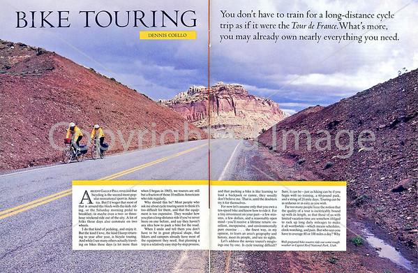 Sierra Magazine - Bike Touring