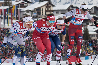 Seefeld 2019 Team Sprint Finals 2/24/19