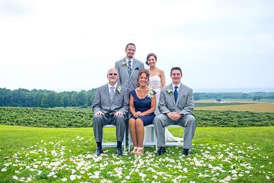 Sara and Matt: Family Portraits