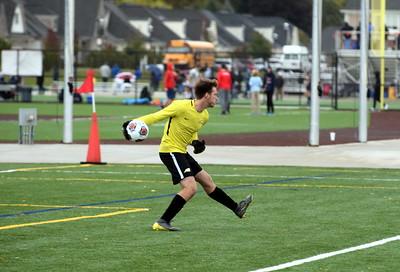 HS Sports - Inter-City Baptist vs. Plymouth Christian Boys Soccer Regional