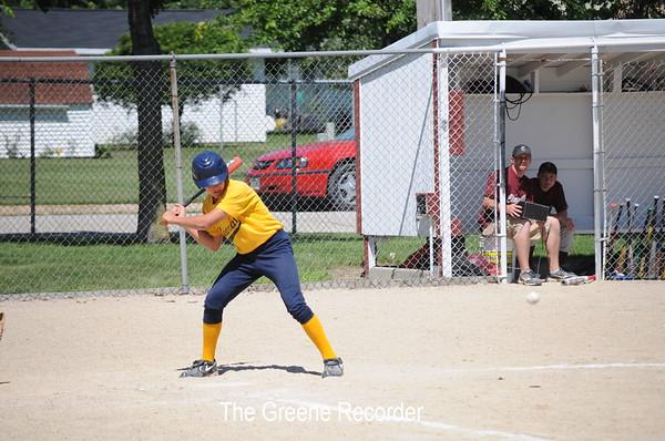 Baseball MS at Clarksville