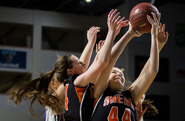 Southern Aroostook v. Shead D Girls Final