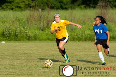 2016-17 Shawnee High School Girls' Soccer