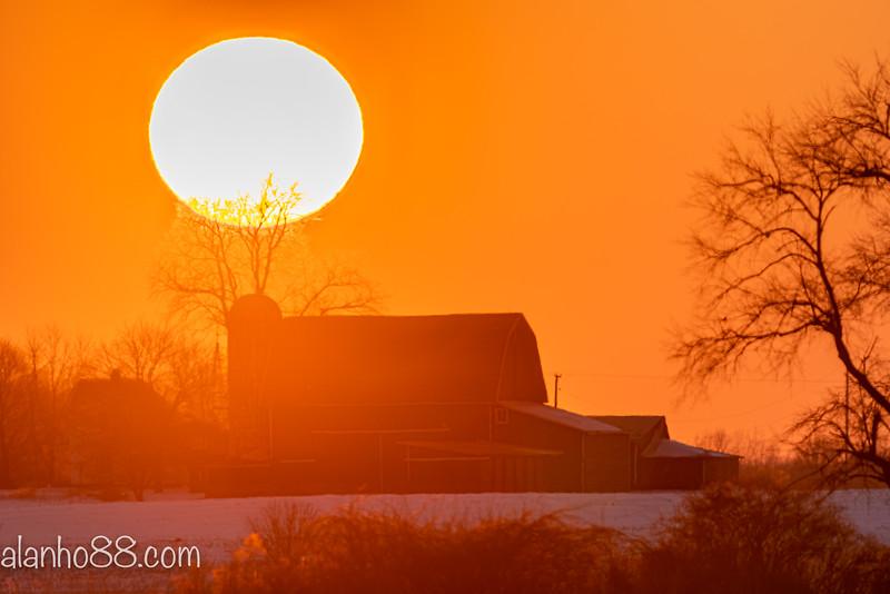 sunset over the Webber's barn 2-16-20 1080-9.jpg