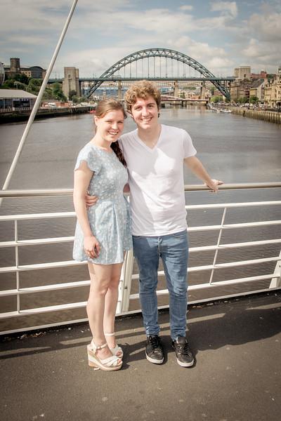 Lauren and Aidan Preshoot