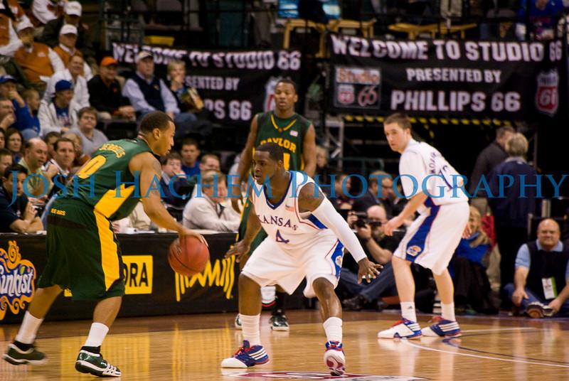 March 12, 2009 KU v Baylor MBB Big12 052