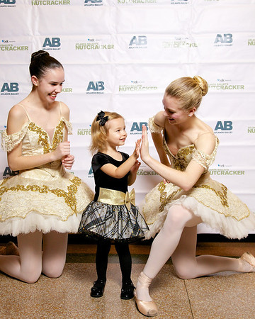 Ballet Nutcracker Red Carpet Opening Night