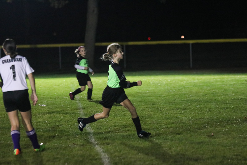 Windsor Locks Girls Soccer  October 13, 2018