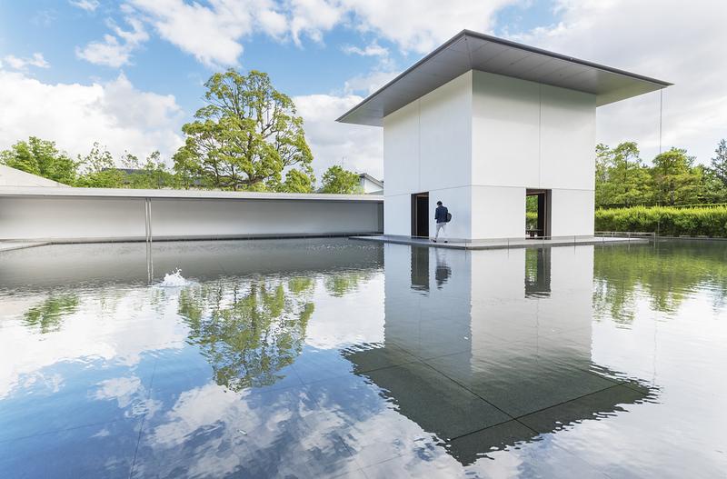 D.T. Suzuki Museum. Editorial credit: Lee Yiu Tung / Shutterstock.com