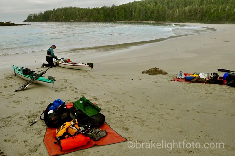 Loading Up at Grant Bay