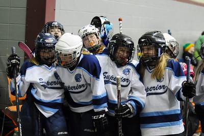 10U Girls vs. Hastings (19-Jan-2014)