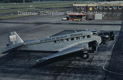 HB-HOY Junkers Ju52