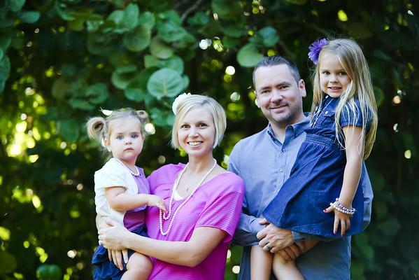 Mann's Family