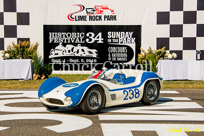 Lime Rock Raceway Park - 2016 Sunday in the Park Concours and Gathering of the Marques;