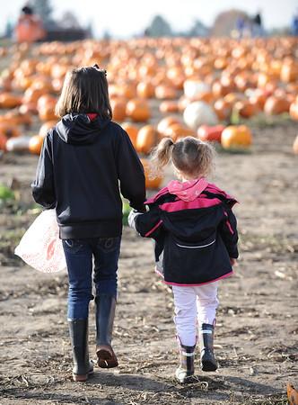 2015 - 5th Grade Pumpkin Patch Trip