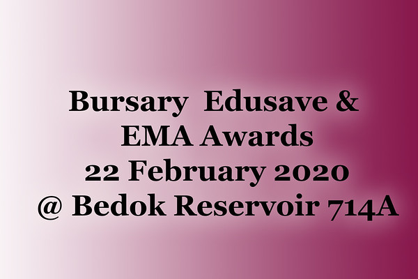022220  Bursary Edusave & EMA Awards - Bedok Reservoir 714A