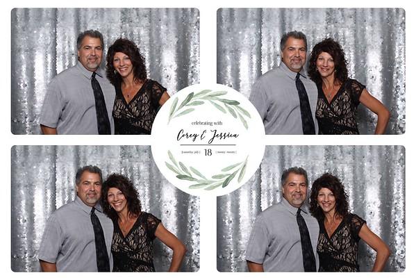 Corey & Jessica's Wedding