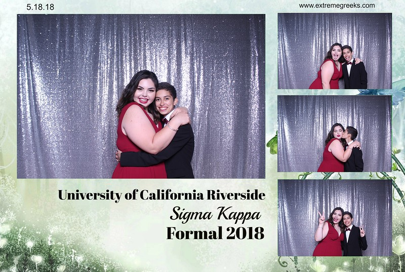 5-19-2018 UCR Sigma Kappa Formal