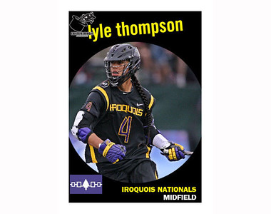 Iroquois Lyle Thompson (WLC2014)
