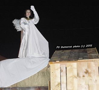 Lindsay Christmas Parade 2015