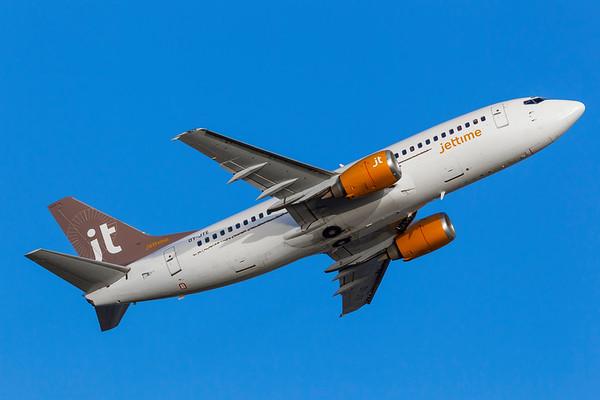 OY-JTE - Boeing 737-3L9