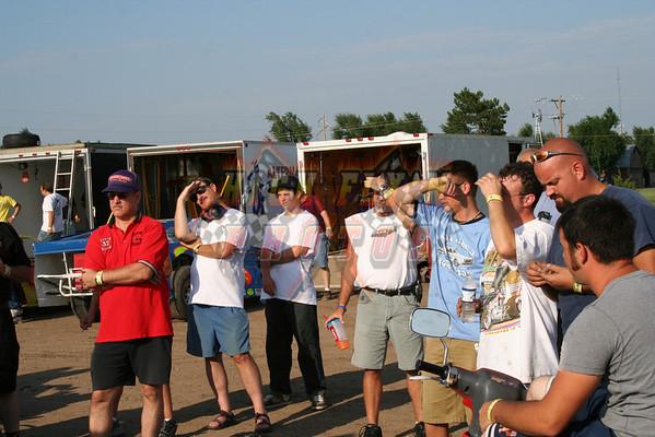 8-16-06 81 Speedway Wichita,KS Sprint Bandits