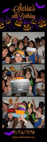 Sierra's 16th Birthday Party