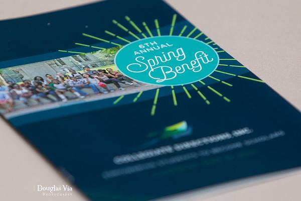 6th Annual Spring Benefit (Social Media)